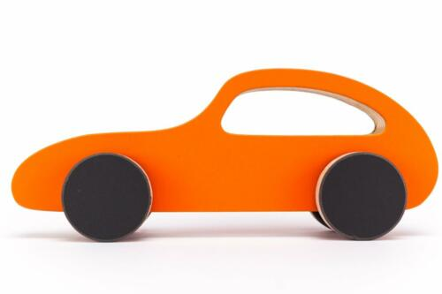 2001001002_STADIG_flitzer_orange_spielzeug_auto_holz_linoleum_kinder_baby_3300_2200