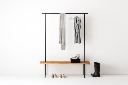 weld & co - Eiche - Garderobe 01 - Groesse L - GAE01-L - Mood 01