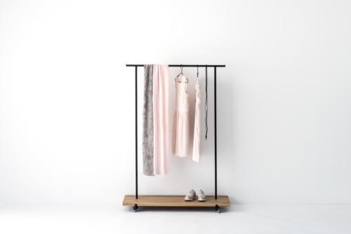 weld & co - Eiche - Kleiderstange 01 - Groesse M - KSE01-M - Moo