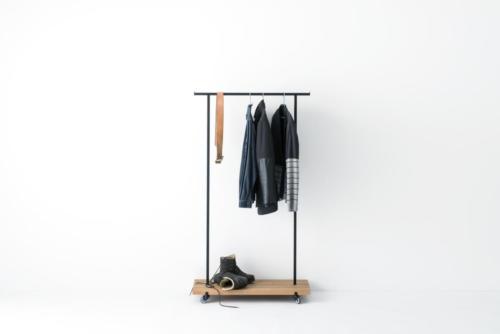 weld & co - Eiche - Kleiderstange 01 - Groesse S - KSE01-S - Moo